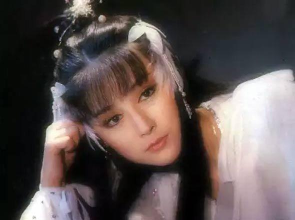 台湾1984剧集《神雕侠侣》,潘迎紫饰小龙女