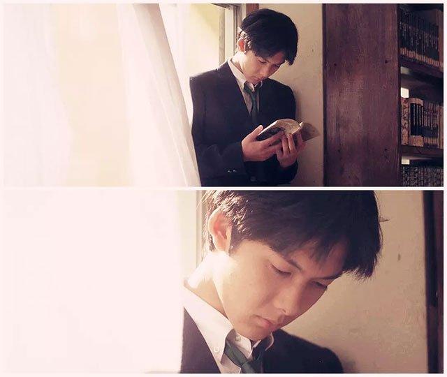 《情书》:图书馆窗前的男孩,是多少人的回忆杀