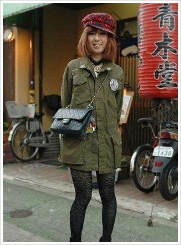 街拍矮个日本裤袜的高难度a裤袜女孩装喜欢女生男朋友找图片