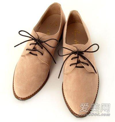 百搭牛津鞋 个性style随心打造
