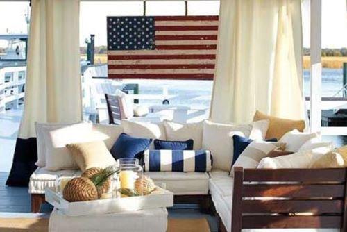 客厅阳台窗帘怎么样的布置才算合理?
