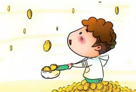 天上掉下一个金元宝 佳田新天地喊你来捡钱