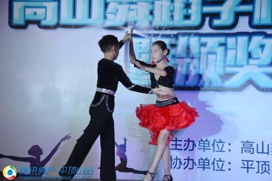 平顶山碧桂园助力少儿舞蹈学校汇报演出 获家长点赞