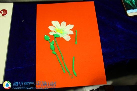 """为""""泥""""的童年增添色彩 惠泽园创意粘土画DIY圆满结束"""