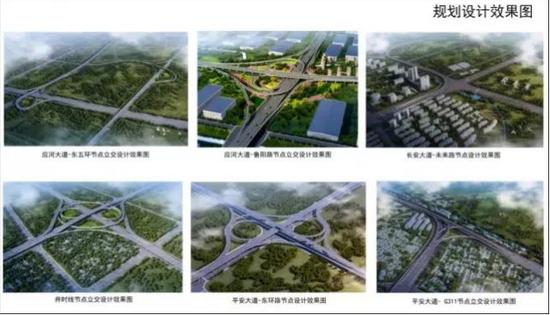 平顶山交通状况即将大变样 看未来哪些楼盘要升值?