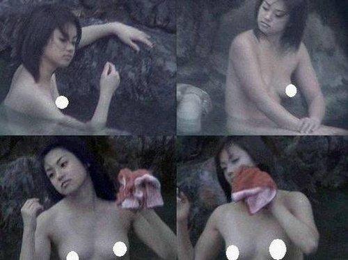浴室春光外泄 范冰冰大S杨恭如全裸洗澡被拍_