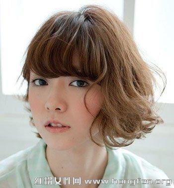 短发怎样烫好看 春夏最新短发烫发发型