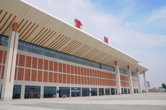 莆田火车站始发动车昨开行 D3104号动车途经21站