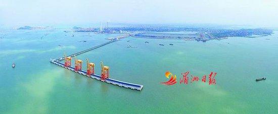 东方大港的觉醒 莆田港口开发建设风生水起