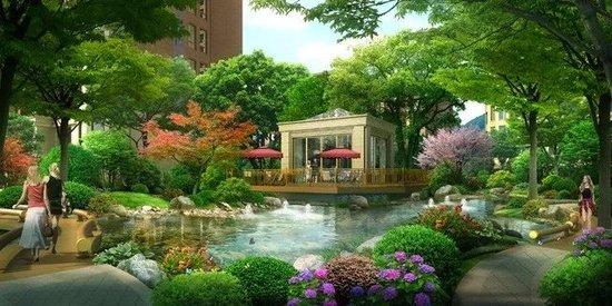 低密墅院洋房,安放温情时光—香榭里 领秀城