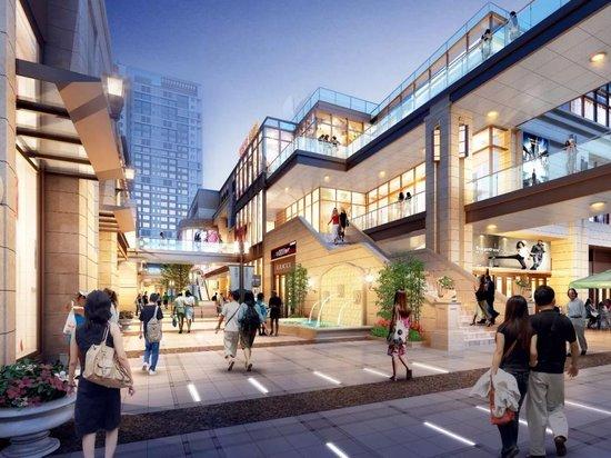 万达改变生活 不负一座城市的期待-龙之光国际中心