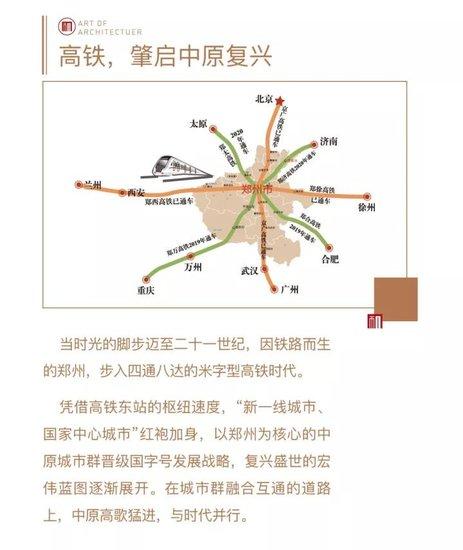 不负城市仰望 代言高铁时代-建业通和府