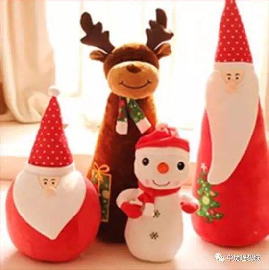 圣诞狂欢节,欢聚理想城