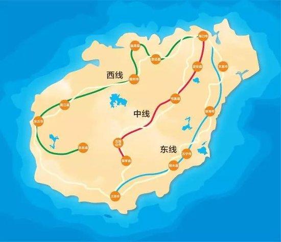 旅游地产怎么选 天蓝水清海南岛