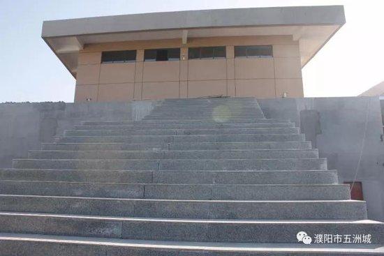 工程纪实播报(2017年11月)—五洲兴隆国际城