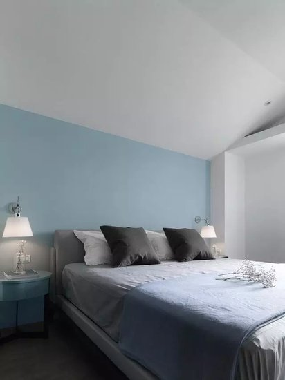 这个124平现代简约风三居室 装修才花7万