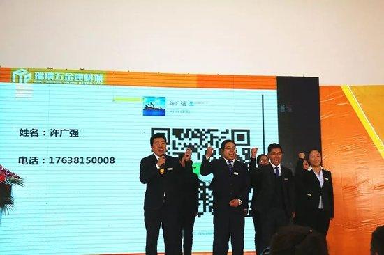 濮阳铁丘路几个财务人员,被200名商户团团围住,现场失控!