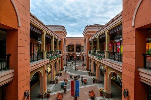 山东首家燕莎奥特莱斯落户黄岛 打造超级购物中心图片