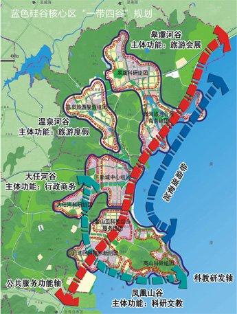 即墨鹤山207路地图