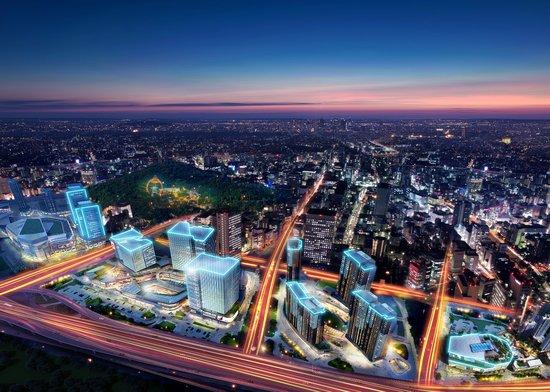万科商用三大项目 助推青岛商业未来