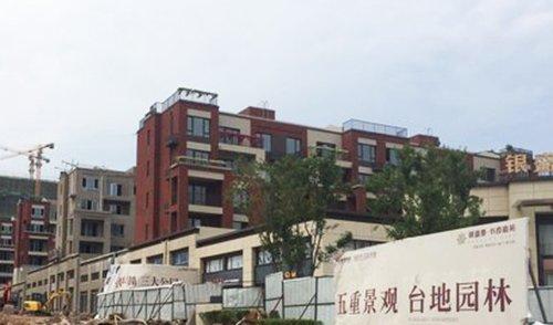 城阳东部新城背山面海洋房高层加推 与青岛实验高中一墙之隔