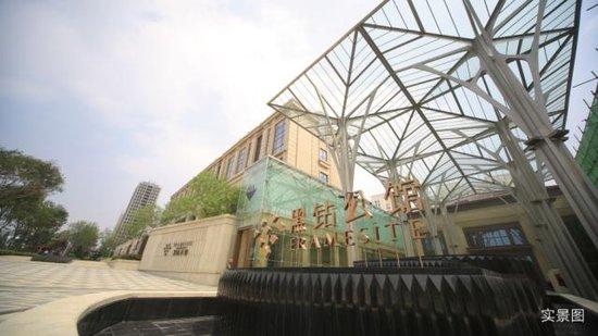 蓝光黑钻公馆9.27首开预计均价2万+ 售楼处/样板间开放