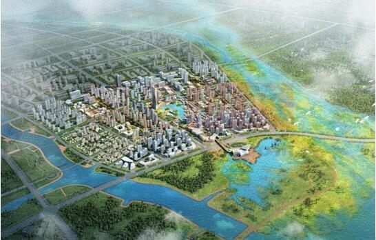 专题 海外 微信  作为占据青岛北岸新城核心位置的中欧国际城金茂墅