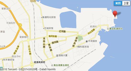黄岛2宗港口码头用地成功出让 海业油码头拿下