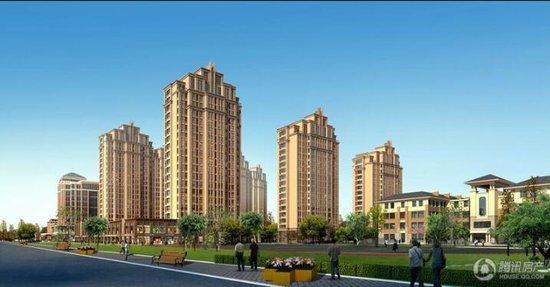 李沧重庆路旁蓝城春风里将开 68-113㎡小高层近地铁M1