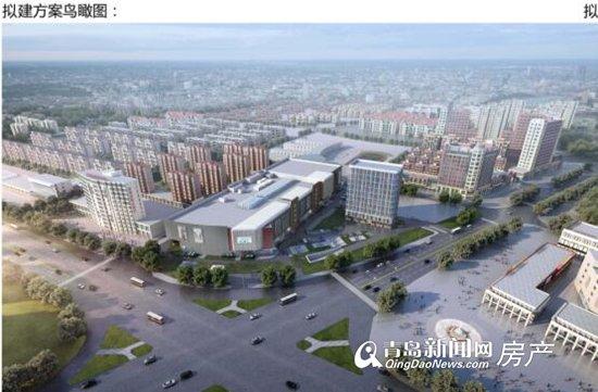 首发:城阳北曲商圈迎大咖 青岛正阳万象汇b座项目规划