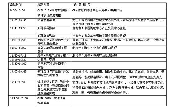 二百余品牌齐聚海牛·中央广场招商大会