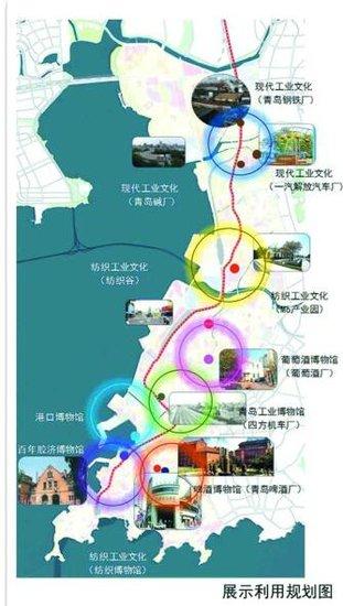 胶州湾东岸打造百年工业文明长廊_频道-青岛_腾讯网