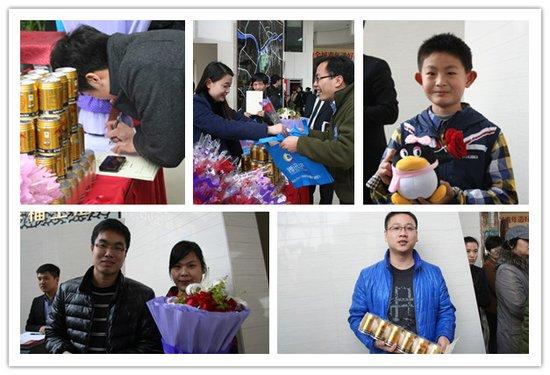 直击新春楼市 200名网友抢滩大青岛