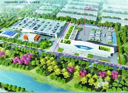 高新区公交枢纽规划出炉_频道-青岛_腾讯网