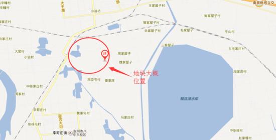 胶州新机场附近一宗商住用地出让 约5000万成交图片