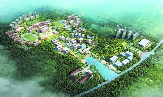 青岛理工大主校区将迁至西海岸
