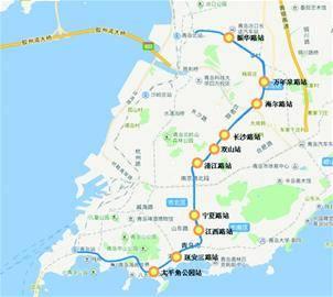 地铁3号线将增13处公交港湾站