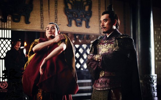 QQ都知道第六期:靖王&明诚,你想睡哪个?