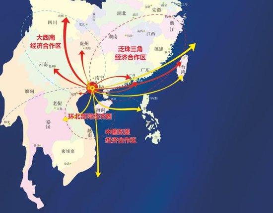 海湾新区—北部湾最具潜力中心区