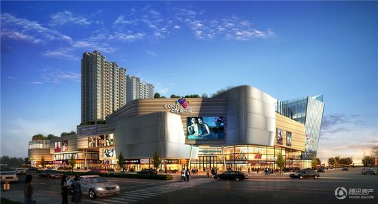嘉乐城二期300米城市风情步行街20-150㎡商铺即将开盘