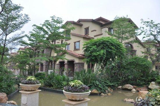 再穷也买房钦州v别墅盘低至2688元/平别墅3.6万北京首付王府园中园图片