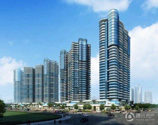 博鑫双湾国际30—102㎡湖海景观现房户型均价5200元/㎡