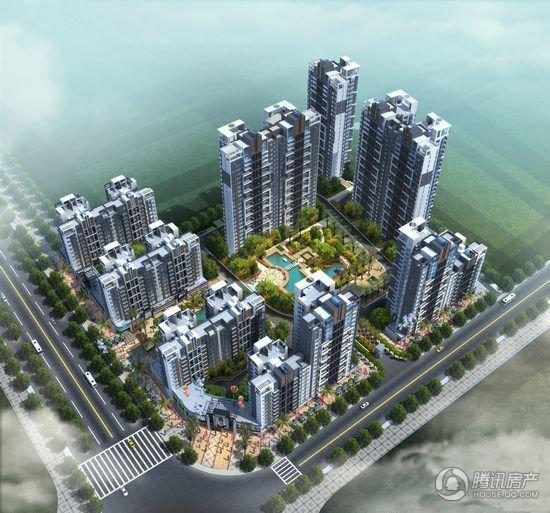 方典东湾新品住宅预约 预计售价3900元/㎡起