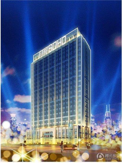 自贸SOHO40—50㎡4.4米层高多变公寓户型均价7600元/㎡