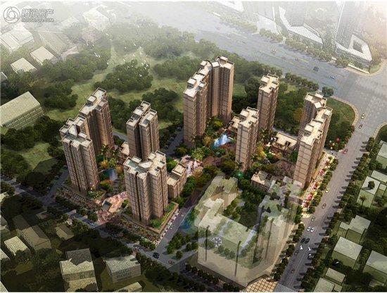 泛宇惠港新城在售60㎡—140㎡户型 均价4800元/㎡