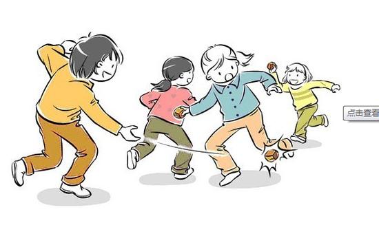 孩子跳绳后背疼怎么办