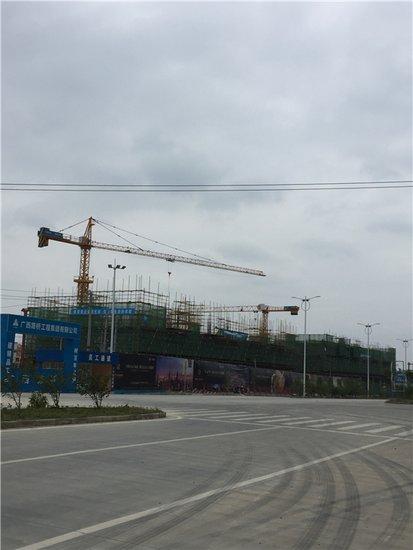 城南新区防城江畔新盘—路桥锦绣中央