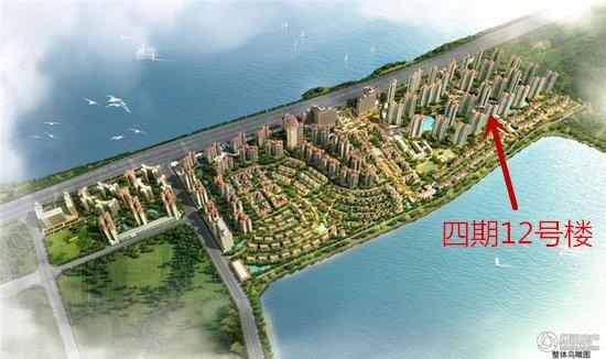 龙光阳光海岸四期新品12号楼104—127㎡户型接受预约中