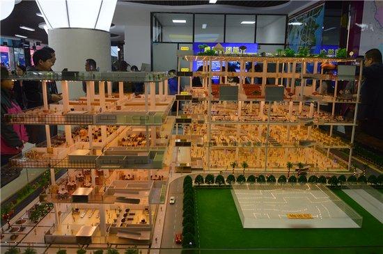 现代印象城商业开盘开盘庆典暨项目推进会隆重举行
