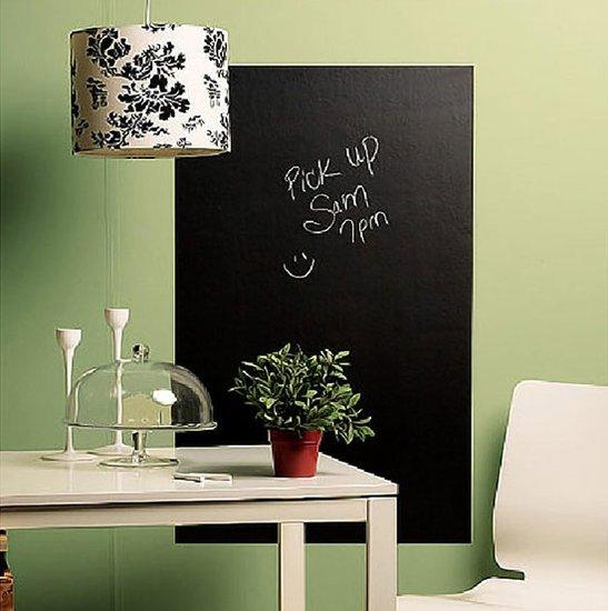 9款创意黑板墙 尽享随心涂鸦时光